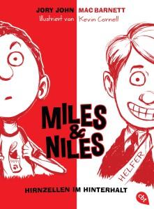 Miles Niles - Hirnzellen im Hinterhalt von Jory John