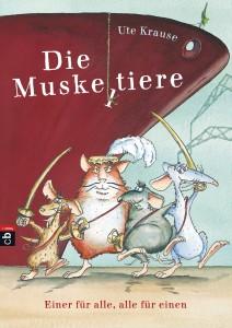 Die Muskeltiere von Ute Krause